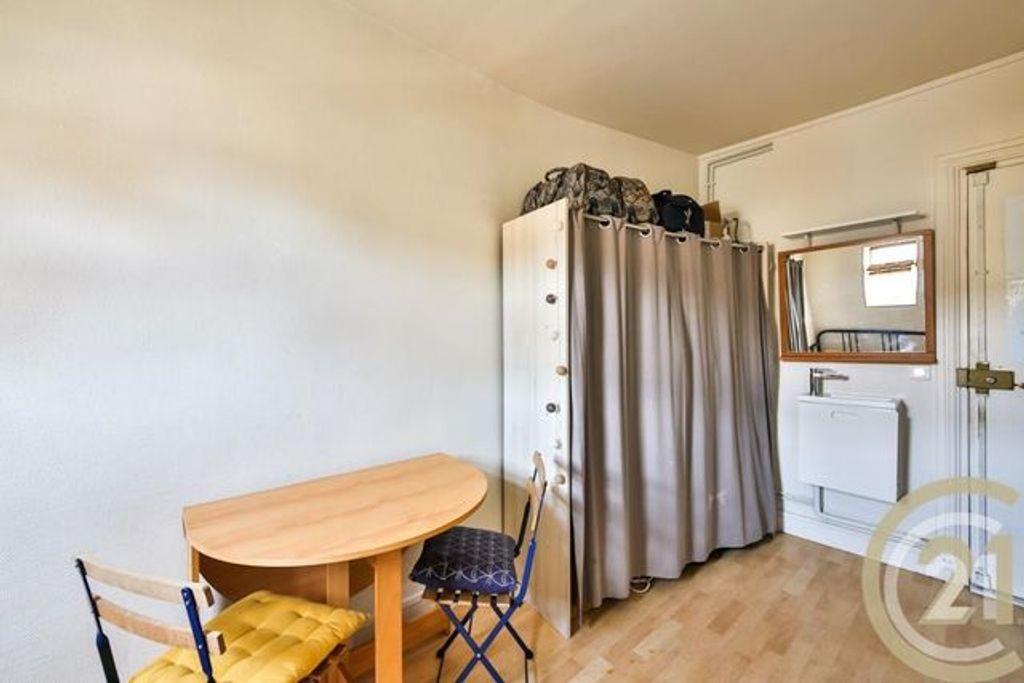 Achat studio 13m² - Paris 17ème arrondissement