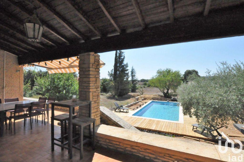 Achat maison 3 chambre(s) - Castillon-du-Gard