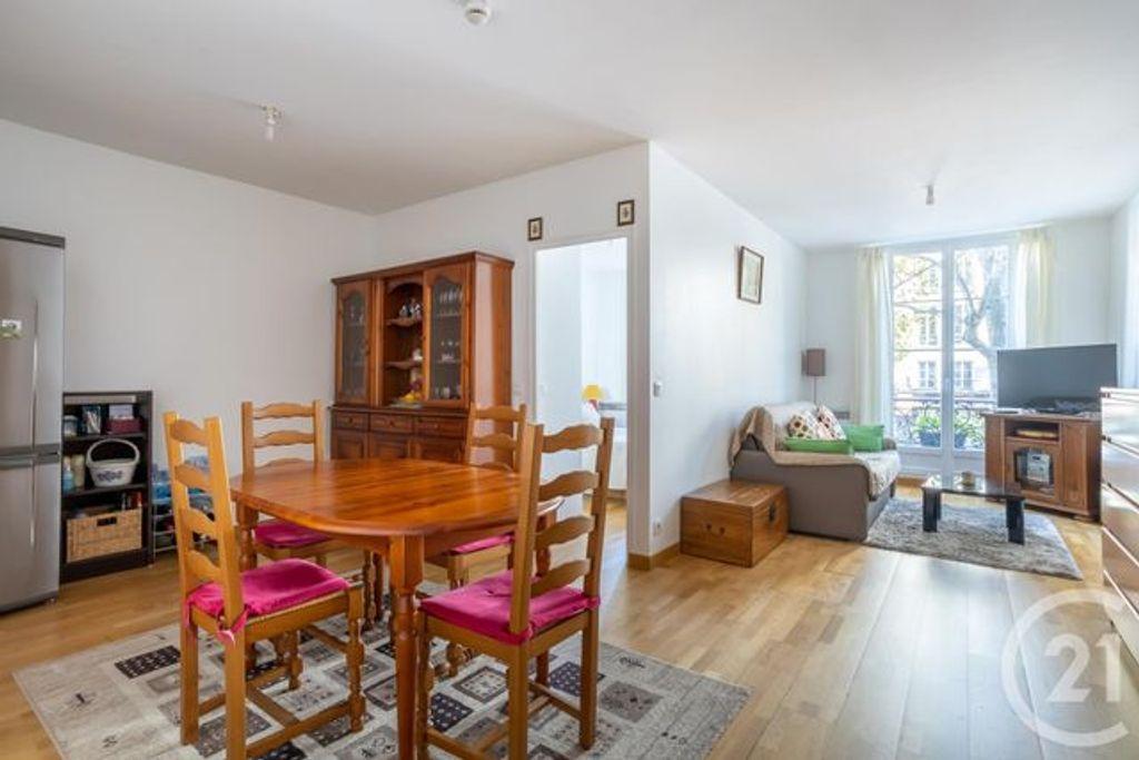 Achat appartement 2pièces 44m² - Paris 3ème arrondissement