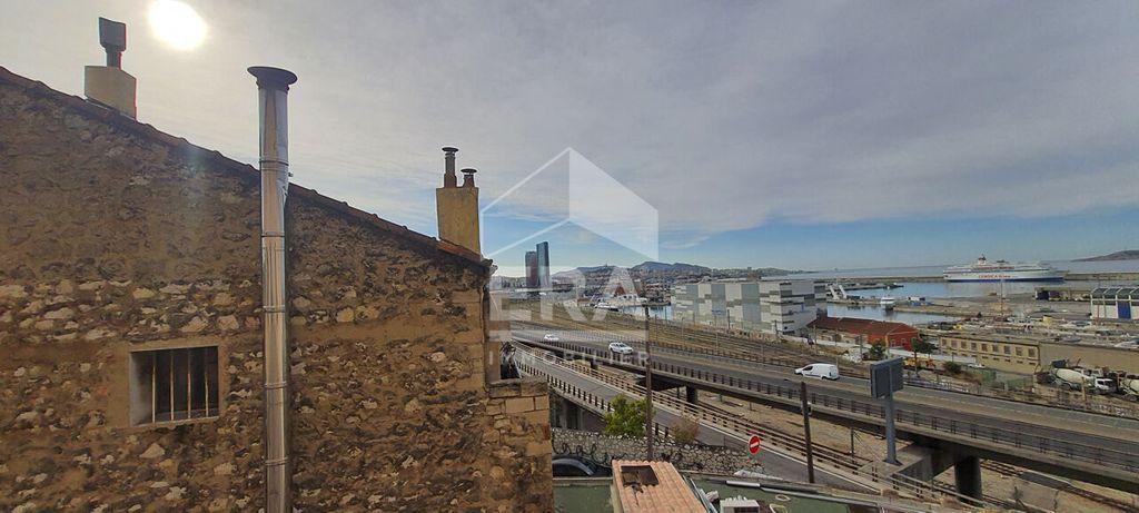 Achat appartement 3pièces 42m² - Marseille 2ème arrondissement