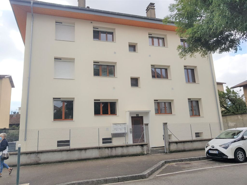 Achat appartement 3pièces 51m² - Annecy