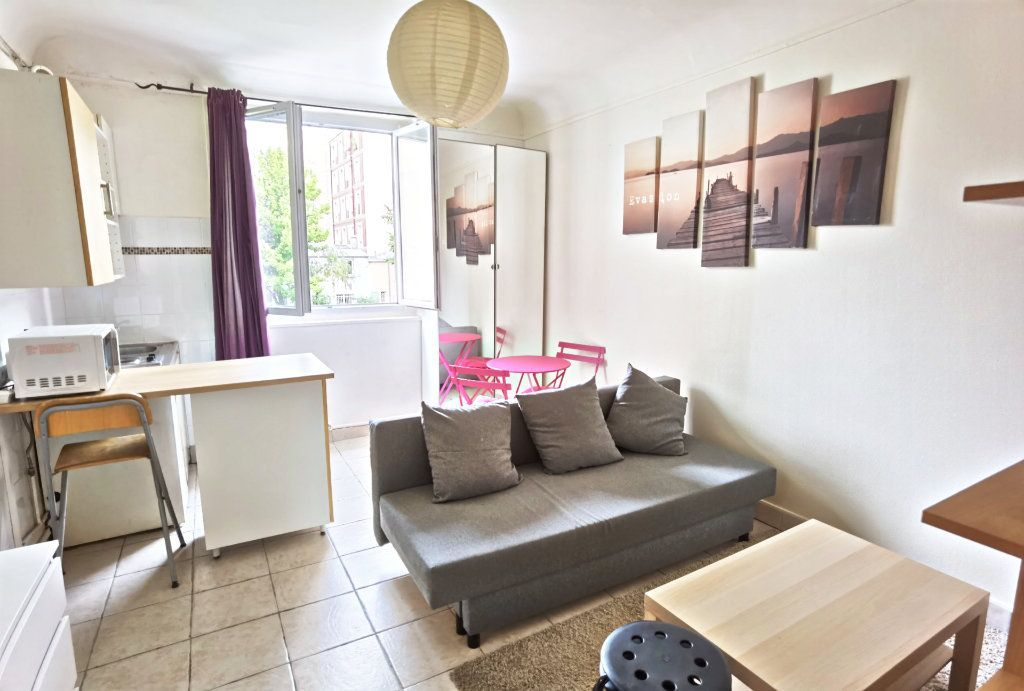 Achat studio 19m² - Paris 18ème arrondissement
