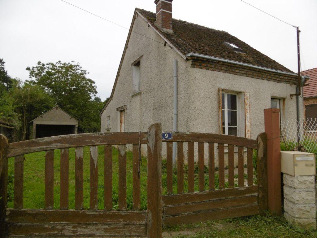 Achat maison 2chambres 53m² - Aillant-sur-Milleron