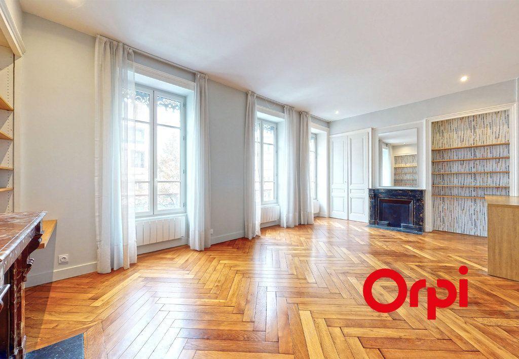 Achat appartement 2pièces 58m² - Lyon 6ème arrondissement