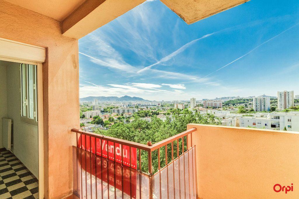 Achat appartement 3pièces 57m² - Marseille 11ème arrondissement