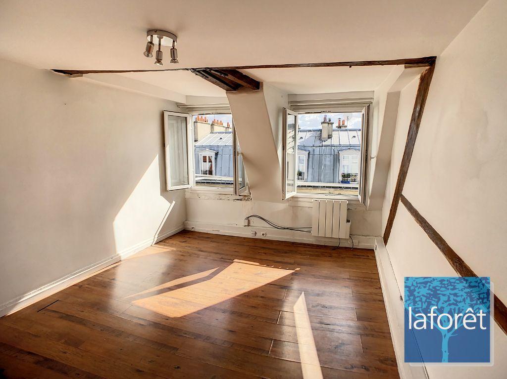 Achat appartement 2pièces 28m² - Paris 2ème arrondissement