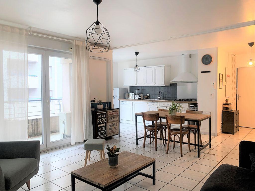 Achat appartement 3pièces 69m² - Lyon 8ème arrondissement