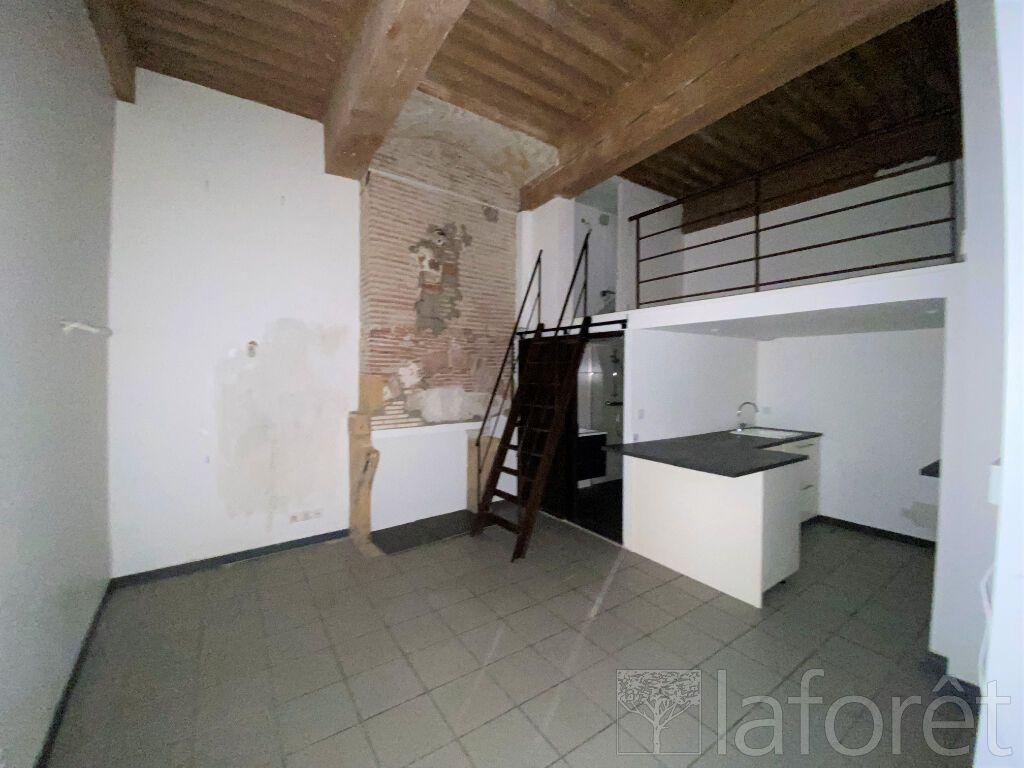 Achat studio 31m² - Lyon 1er arrondissement