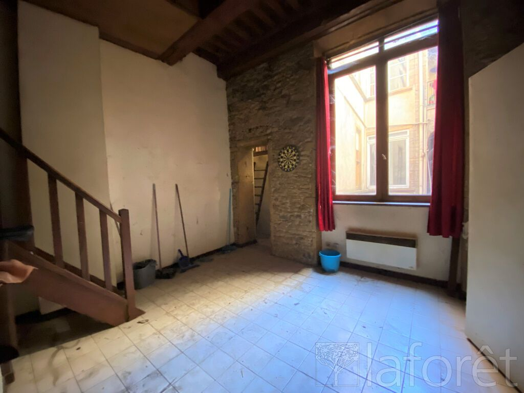 Achat studio 36m² - Lyon 1er arrondissement