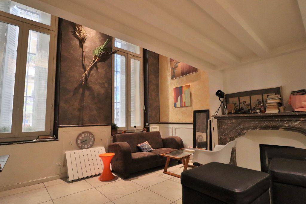 Achat studio 40m² - Marseille 1er arrondissement