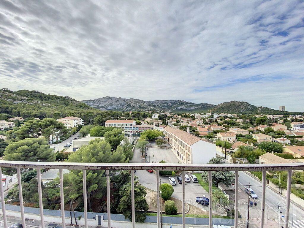 Achat appartement 4pièces 62m² - Marseille 9ème arrondissement