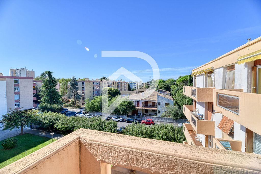 Achat appartement 4pièces 68m² - Nîmes