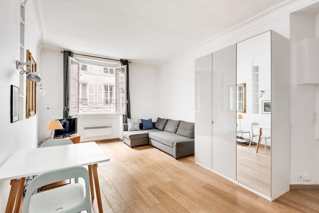 Achat studio 29m² - Paris 7ème arrondissement