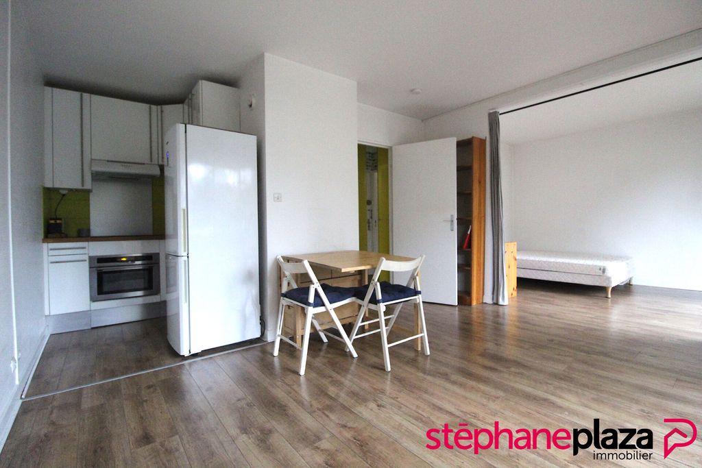 Achat appartement 2pièces 40m² - Lille