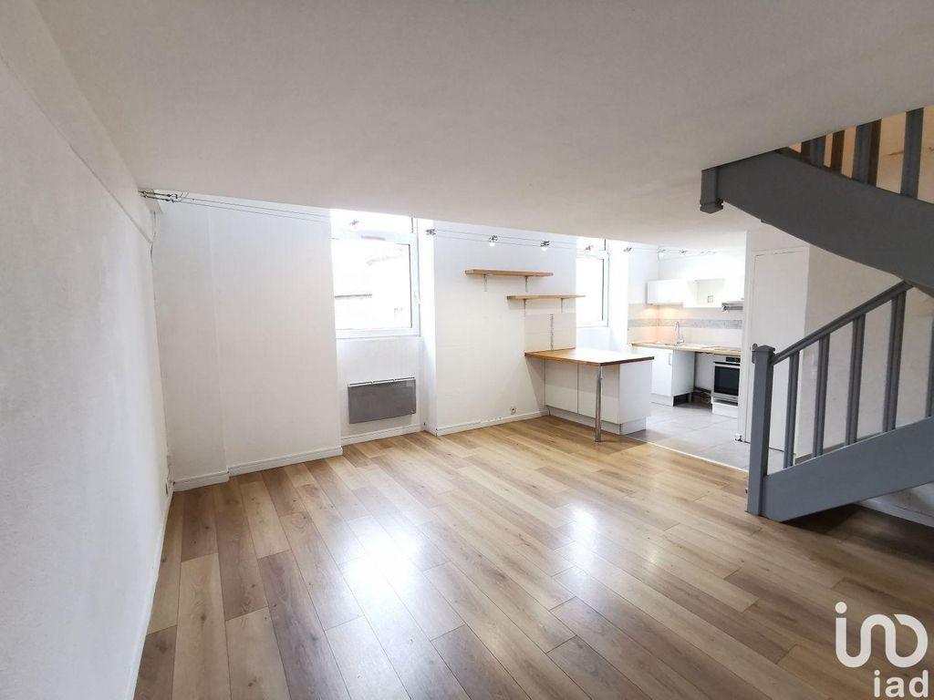 Achat duplex 2pièces 47m² - Nîmes