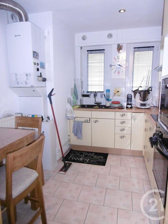 Achat appartement 3pièces 62m² - Belfort
