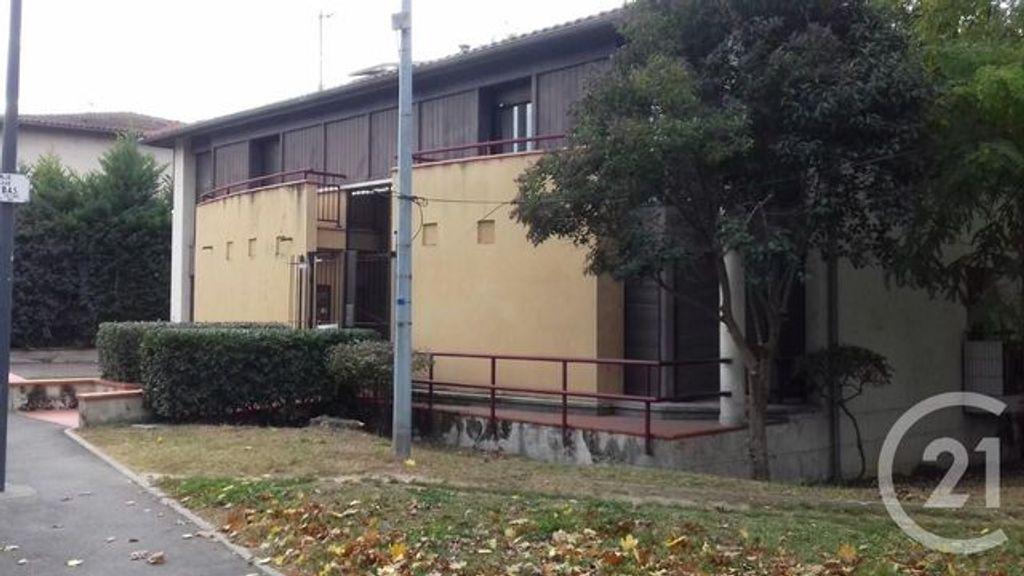 Achat studio 19m² - Toulouse