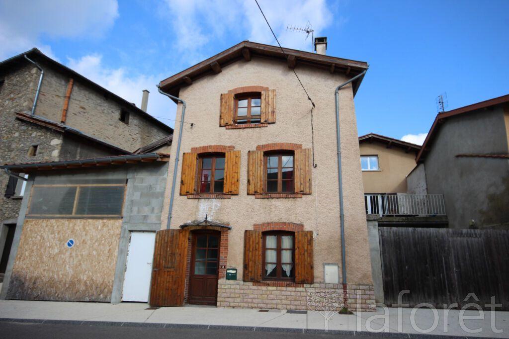 Achat maison 2chambres 65m² - Saint-Genis-l'Argentière