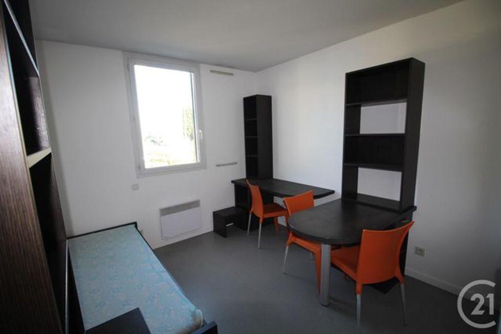 Achat studio 17m² - Nîmes