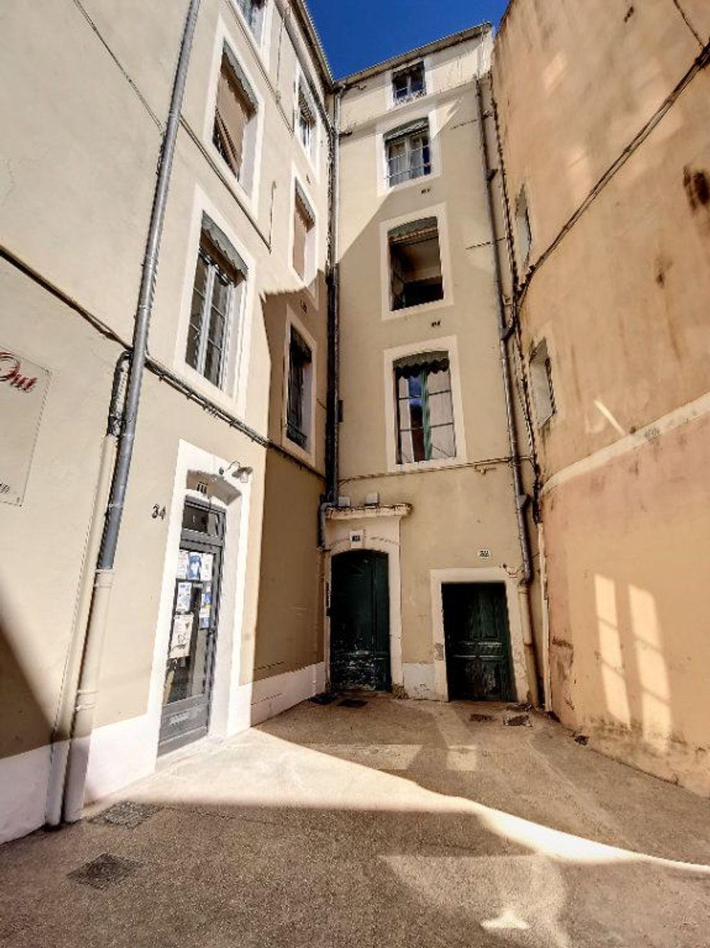 Achat appartement 2pièces 41m² - Nîmes