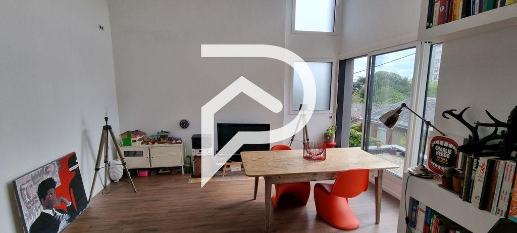 Achat maison 3chambres 110m² - Nantes