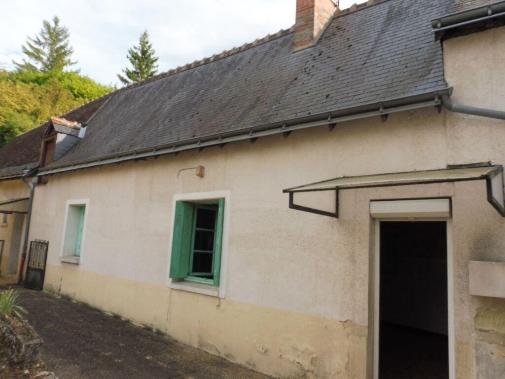 Achat maison 2chambres 67m² - Saint-Paterne-Racan