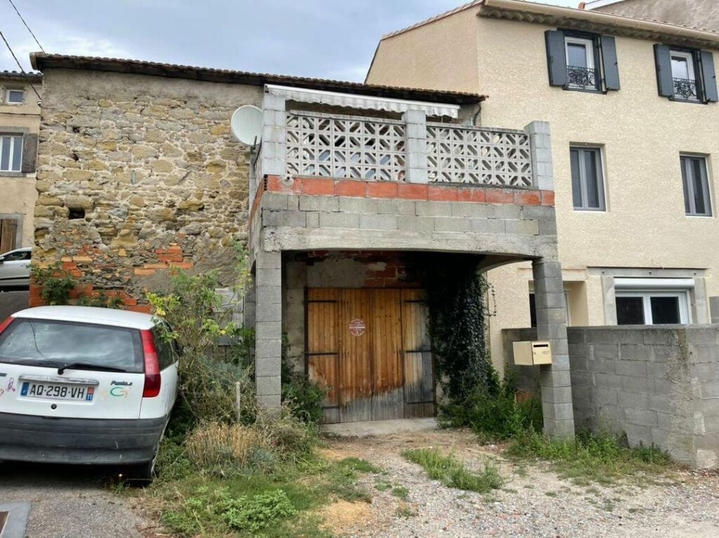 Achat maison 2chambres 58m² - Cambieure