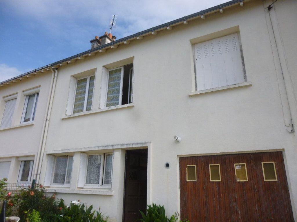 Achat maison 3chambres 82m² - Château-Renault