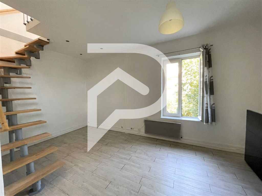Achat duplex 2pièces 40m² - Rillieux-la-Pape
