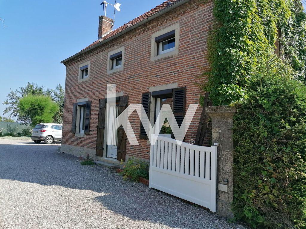 Achat maison 2chambres 100m² - Aubigny-en-Plaine