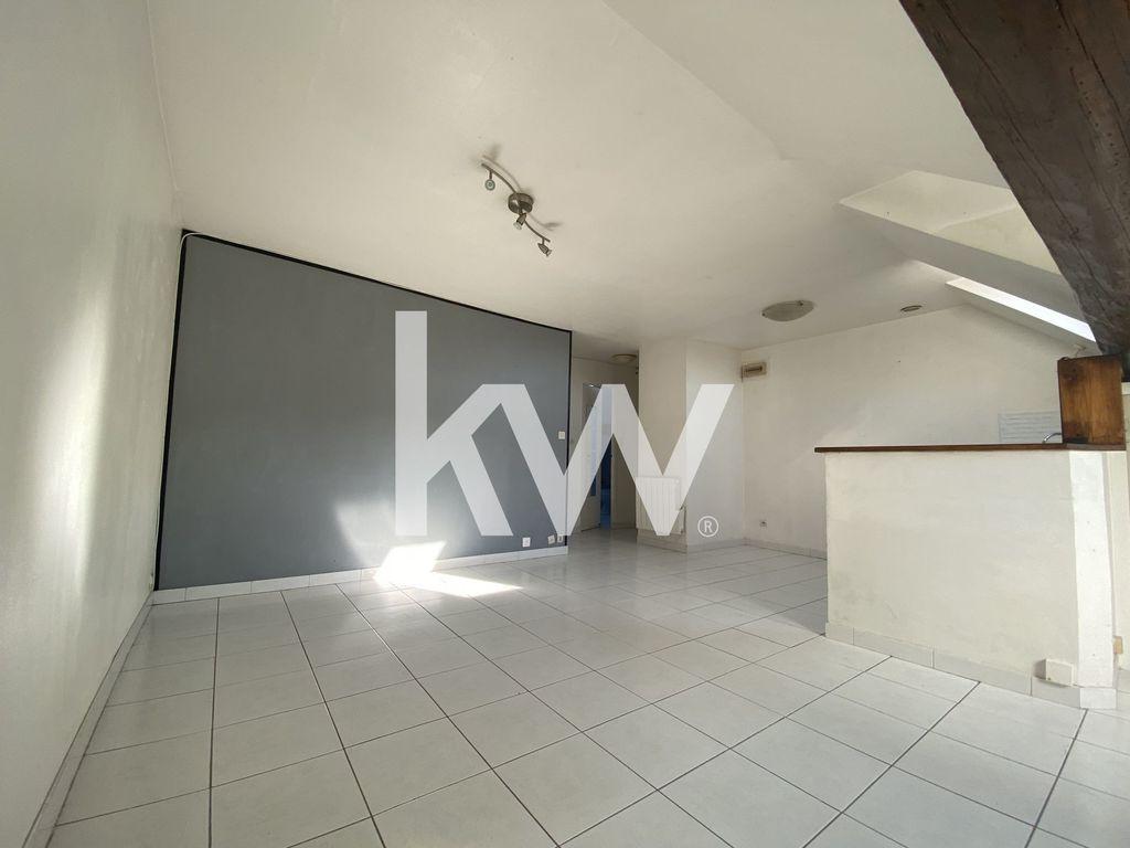 Achat appartement 2pièces 31m² - Dijon