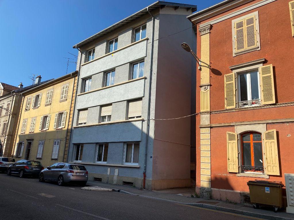 Achat appartement 4pièces 72m² - Belfort