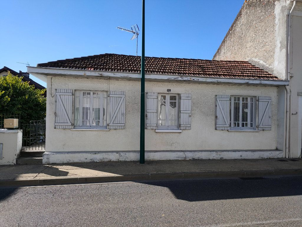 Achat maison 2chambres 50m² - Saint-Sever
