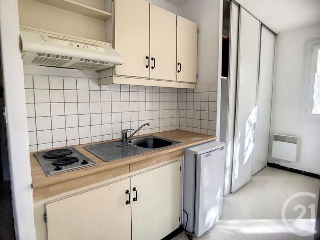 Achat studio 21m² - Montpellier
