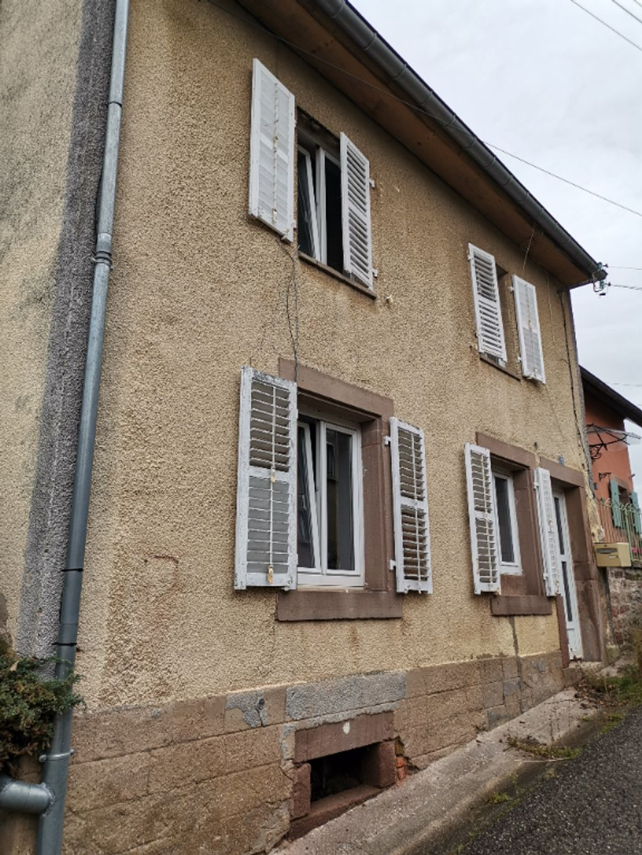 Achat maison 2chambres 64m² - Troisfontaines