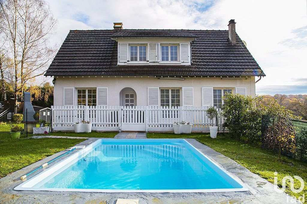 Achat maison 4chambres 155m² - Villiers-Saint-Benoît