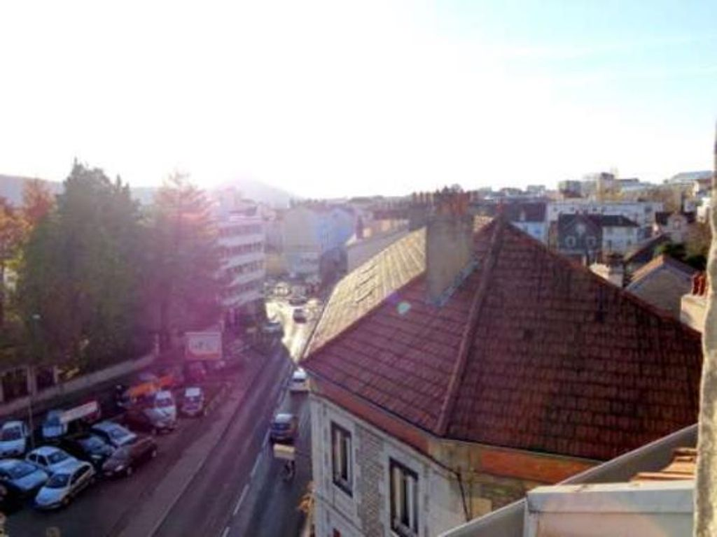 Achat appartement 4pièces 90m² - Besançon