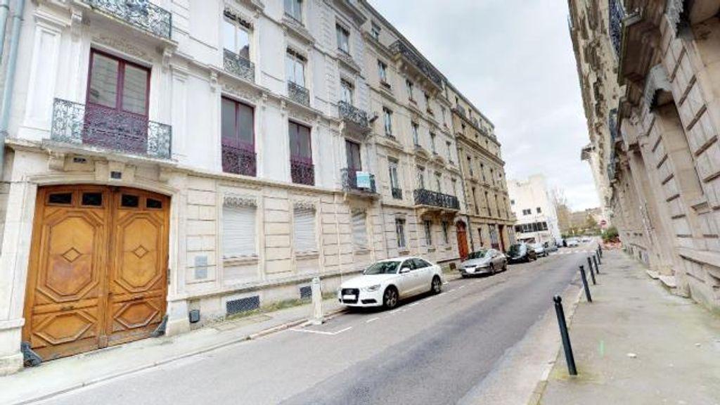 Achat appartement 3pièces 50m² - Besançon