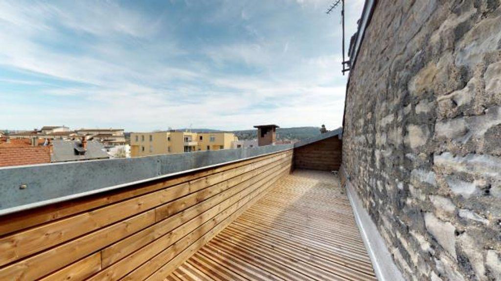 Achat appartement 2pièces 70m² - Besançon