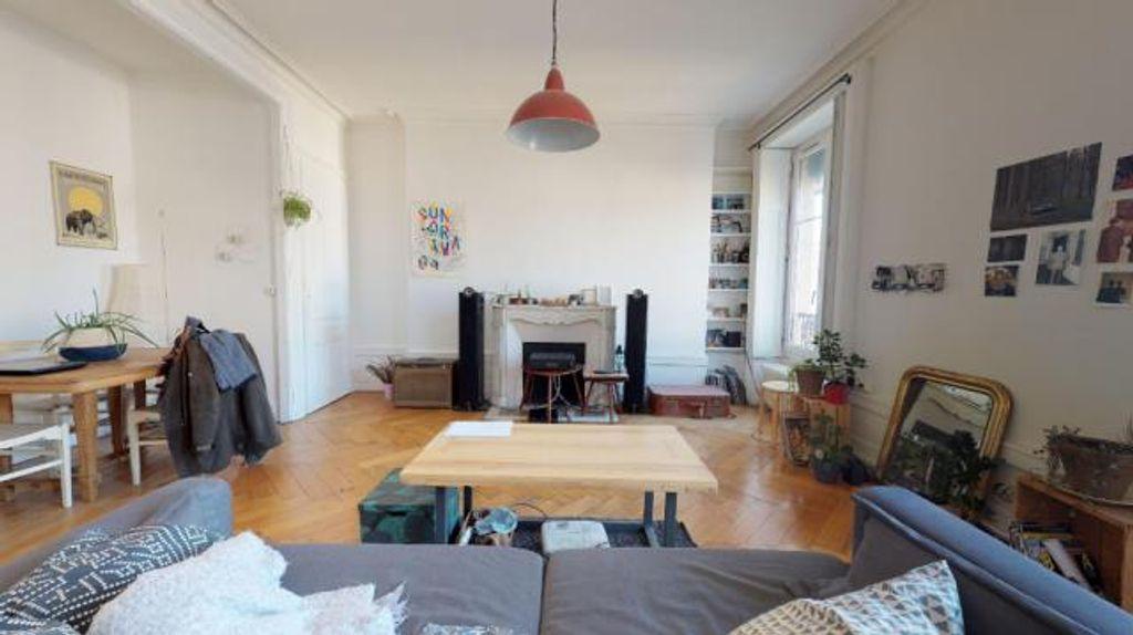 Achat appartement 3pièces 68m² - Besançon