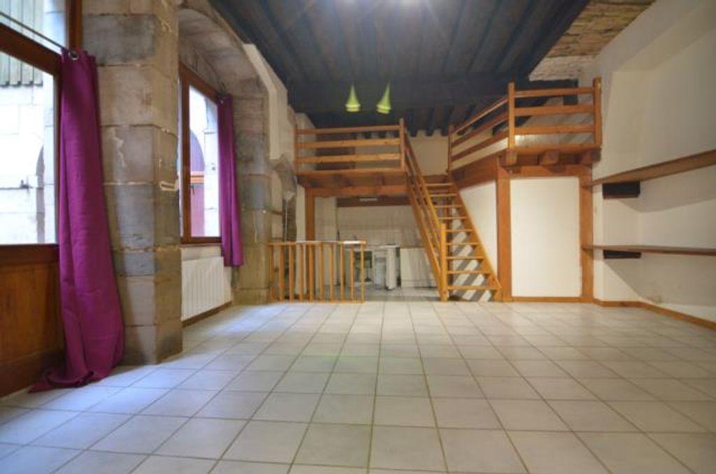 Achat appartement 2pièces 50m² - Besançon