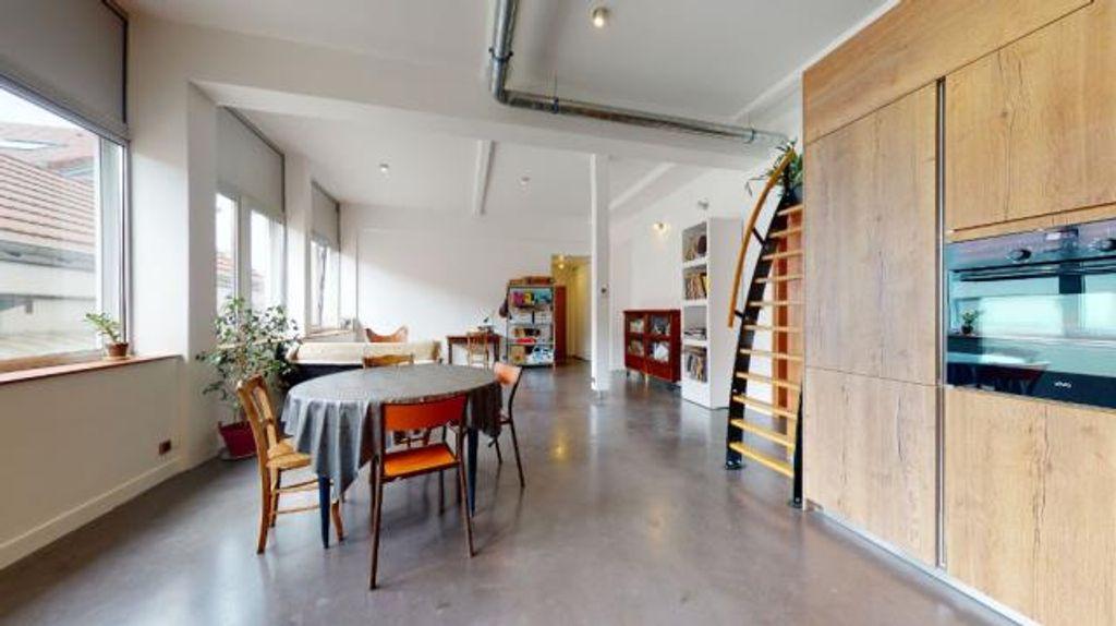 Achat loft 4pièces 88m² - Besançon