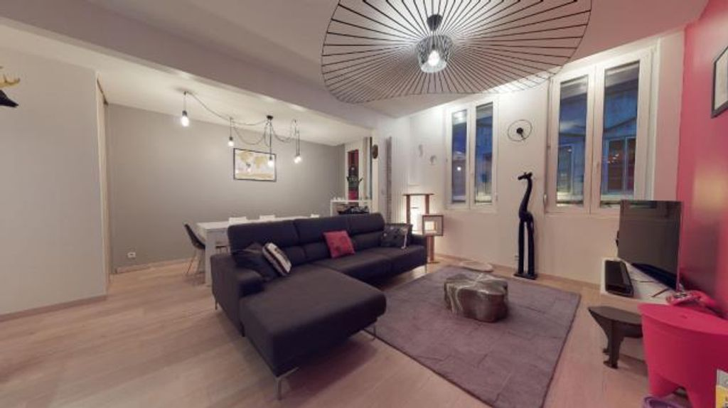 Achat appartement 4pièces 82m² - Besançon