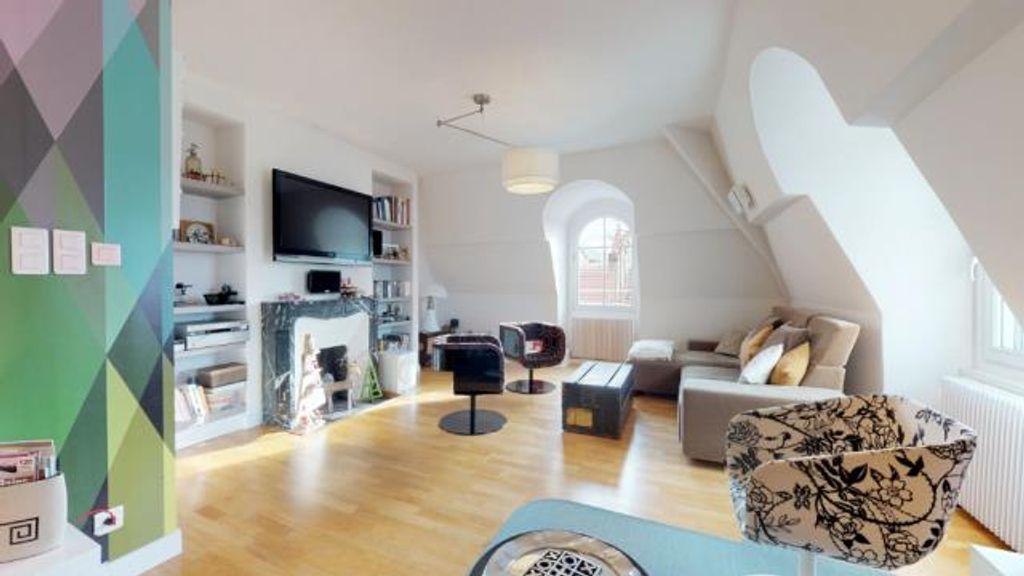 Achat appartement 6pièces 142m² - Besançon