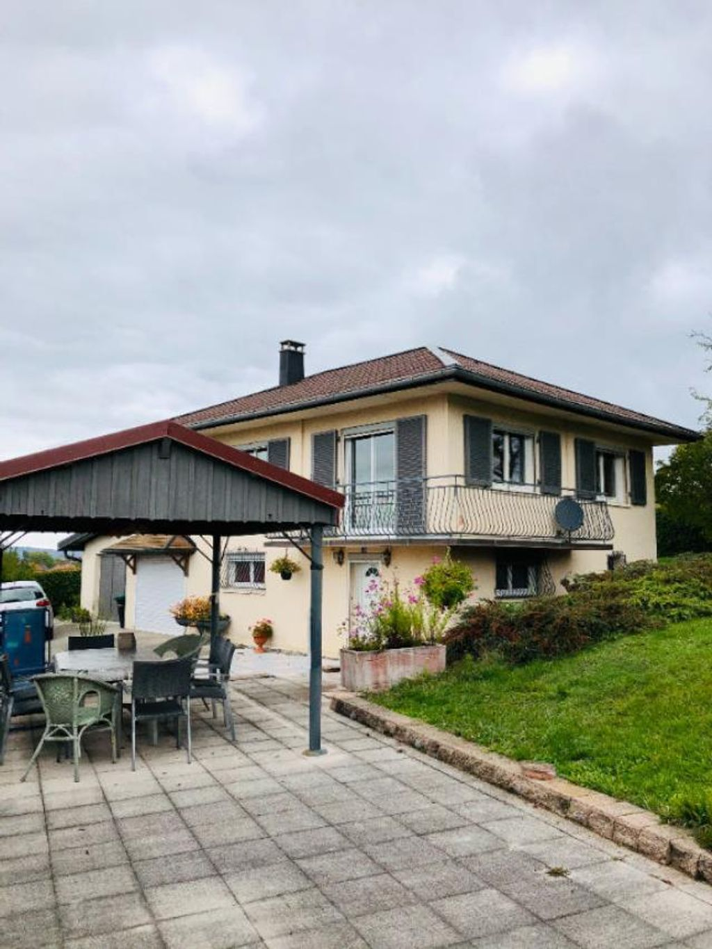Achat maison 3 chambres 100 m² - Pontarlier