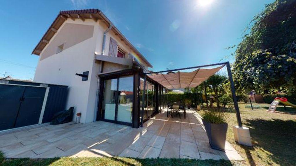 Achat maison 3chambres 129m² - Pontarlier