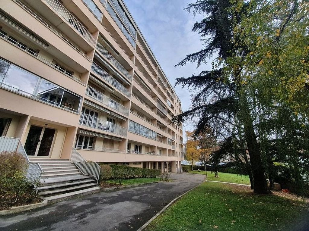 Achat appartement 4pièces 75m² - Besançon