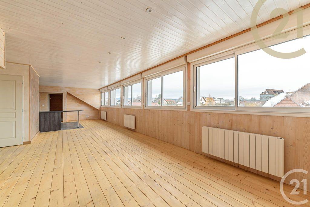 Achat appartement 4pièces 83m² - Levier