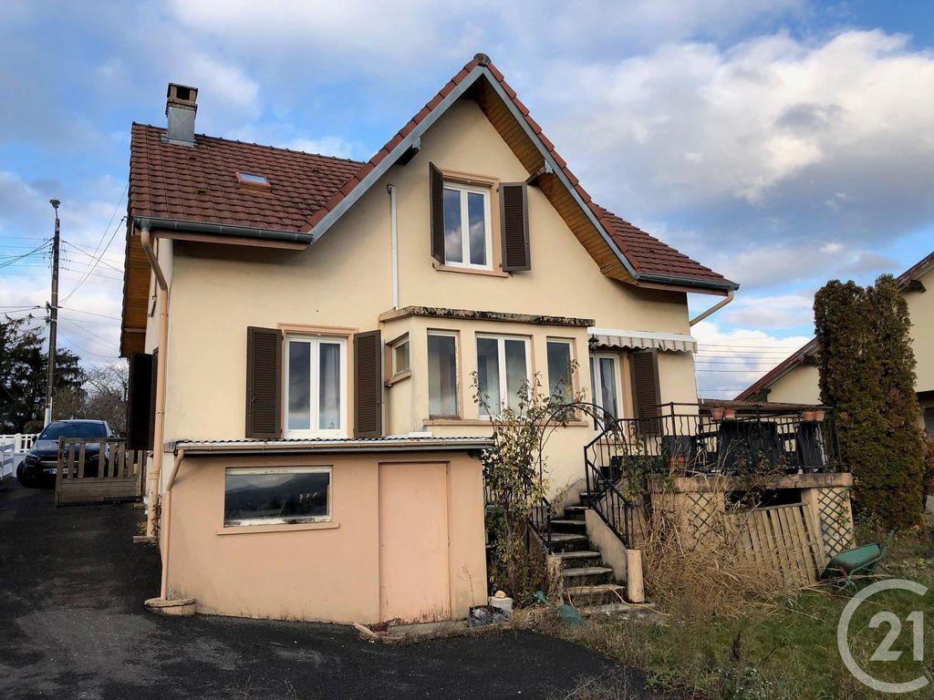 Achat maison 3chambres 120m² - Exincourt