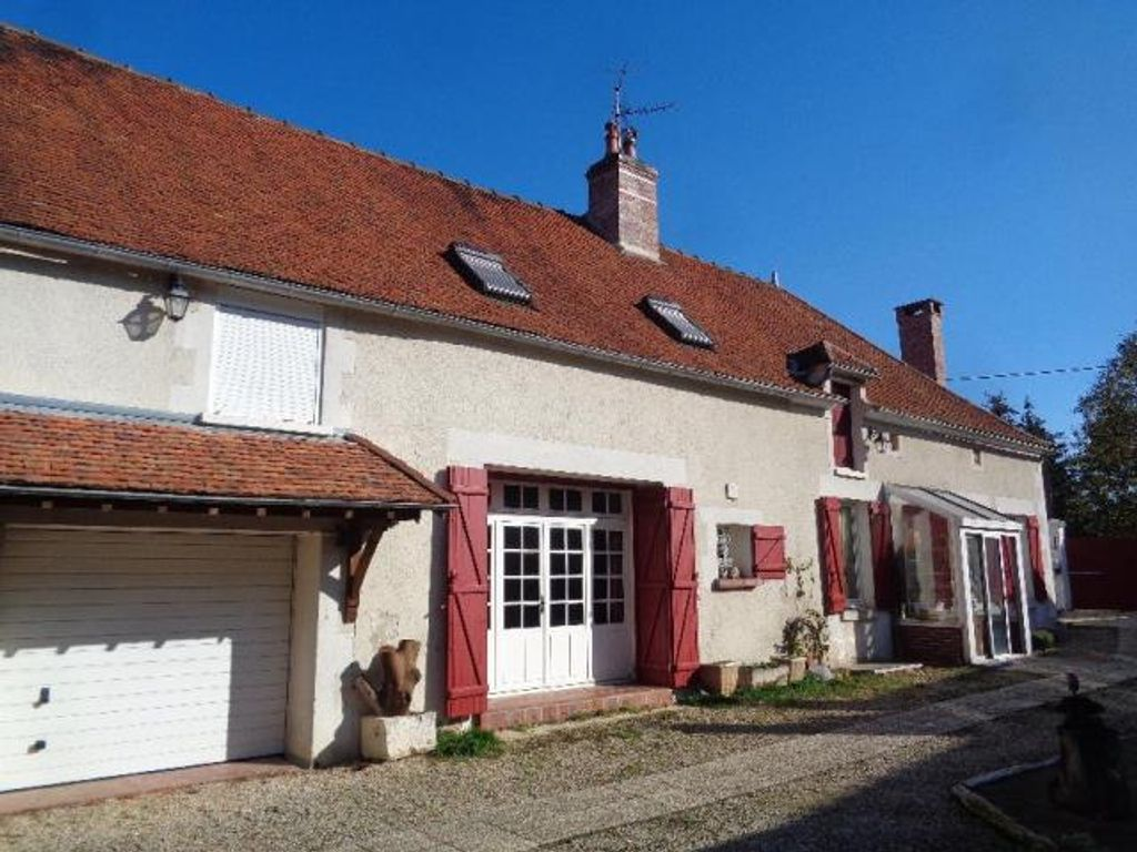 Achat maison 3chambres 141m² - Ormoy